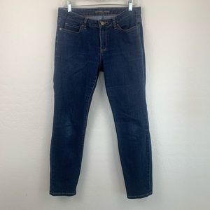 Michael Kors dark wash skinny jeans size 6